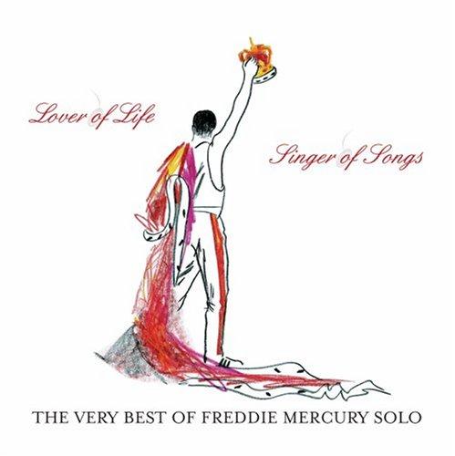 Freddie Mercury - Lover Of Life, Singer Of Songs: The Very Best Of Freddie Mercury Solo (2CD) - Zortam Music