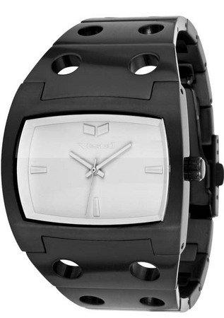 Vestal Destroyer Watch Black / Black / White Matte