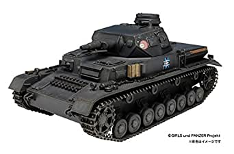 GP-18 1/35 ガールズ&パンツァー IV号戦車D型 あんこうチーム模型戦車道、はじめます!