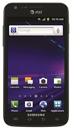 Samsung Galaxy S Ii Skyrocket I727 16Gb At&T Unlocked Gsm 4G Lte Smartphone - Black