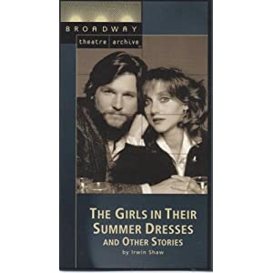 the girls in their summer dresses essay Discussion of themes and motifs in irwin shaw's the girls in their summer dresses enotes critical analyses help you gain a deeper understanding of the girls in their summer dresses so you can.