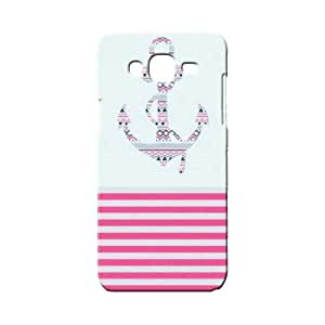 BLUEDIO Designer 3D Printed Back case cover for Samsung Galaxy ON7 - G4653