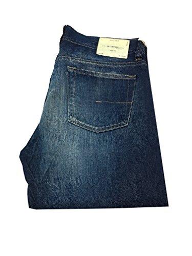 MAURO GRIFONI DENIM jeans uomo modello GORKY MADE IN ITALY