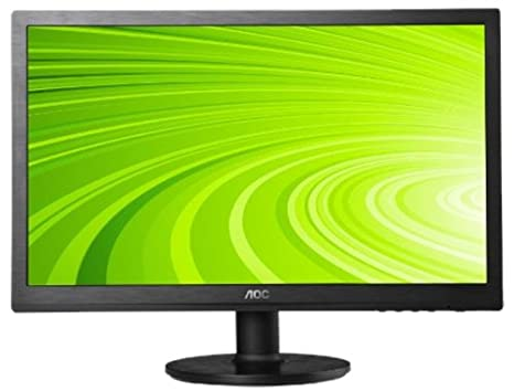 """AOC E2460SD Ecran PC 24 """" (60.97 cm) 1920 x 1080 5 milliseconds"""