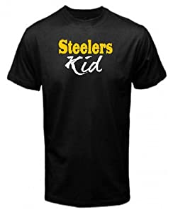Steelers Kid Brave Fanatic Football T Shirt