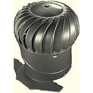 GAF Roofing – MasterFlow Vents - MasterFlow Rotary Turbine Vents