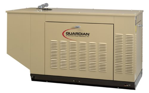 Standby Generator Liquid Cooled Emergency Automatic Home Guardian