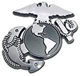 United States US Marine Corps USMC EGA Chrome Plated Premium Metal Car Truck Motorcycle Emblem