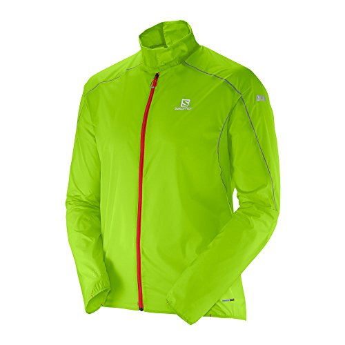 Salomon S-Lab Light Jacket Men Granny Green XL