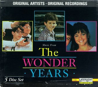 Music from the Wonder Years (1988-93 Television Series) by Smokey Robinson and the Miracles, Joe Cocker, Diana Ross and the Supremes, Chuck Berry and The Jackson 5