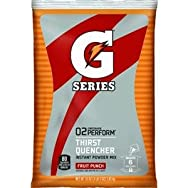 Quaker/Gatorade 33690 Gatorade Powder Sport Drink-51OZ FRUIT PUNCH POWDER