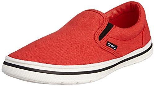 [クロックス] crocs Crocs Norlin Slip-On 201084 646(Red/White/M5)