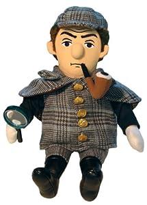 Sherlock Holmes Little Thinker Doll