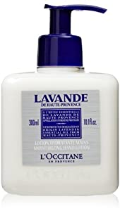 L'Occitane Lavender Moisturizing Hand Lotion, 300ml