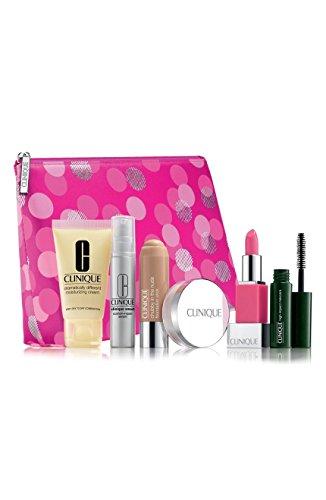 new-2016-clinique-7pc-skincare-makeup-gift-set-neutral-foundation-smart-custom-repair-serum-more-75-