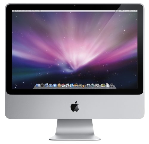 iMac 20-inch Core 2 Duo, 2.66GHz, 2GB RAM, 320GB HDD, GeForce 9400M/SD