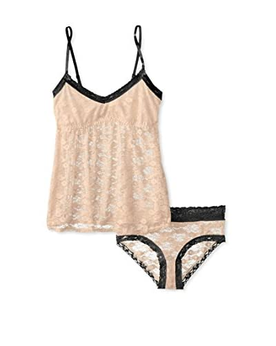 TART Collection Women's Lace Cami Set