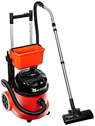 NaceCare PVR390 Dry Canister Vacuum with A300T Kit, 4 Gallon Tank Capacity, 1200W Vacuum Motor, 1.6 HP