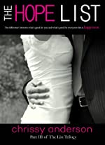 The Hope List (The List Trilogy Book 3)