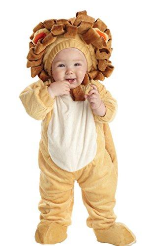 Underwraps Baby's Lion