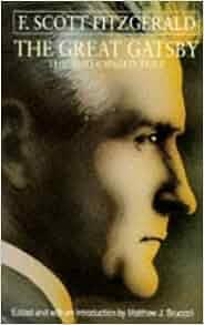 Matthew bruccoli new essays on the great gatsby