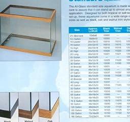 All Glass Aquarium AAG12029 Tank, 29-Gallon