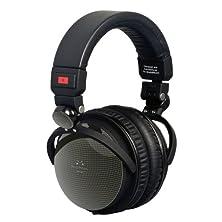 buy Soundmagic Hp100 Premium Over-The-Ear Folding Headphones (Black)