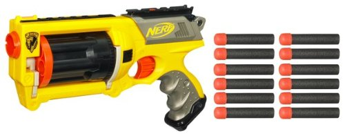 Nerf N-Strike Maverick Dart Blaster