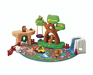 Fisher-Price World of Little People ABC Zoo