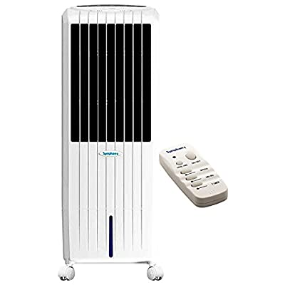 Symphony Diet 12i 12-Litre Air Cooler with Remote (White)