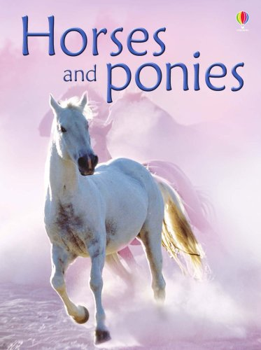 Horses and Ponies (Usborne Beginners)