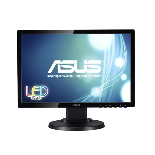 Asus Ve198Tl 19-Inch Screen Led-Lit Monitor