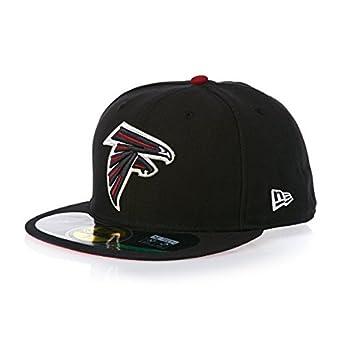 NFL Atlanta Falcons On Field 5950 Game Cap, 6 7/8