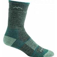 Darn Tough Vermont Women's Merino Wool Boot Full Cushion Socks, Slate, Medium