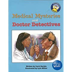 Medical Mysteries And Doctor Detectives (Spotlight Books)