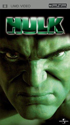 Hulk [UMD Universal Media Disc]