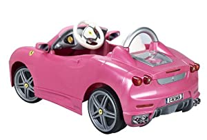 Feber Ferrari F430 Ride On, Pink
