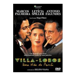 Villa-Lobos: A Life of Passion movie