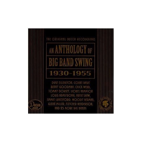 Anthology of Big Band Swing (1930 1955) Music