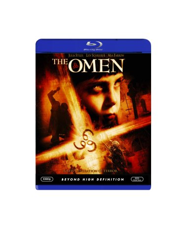 Cover art for  The Omen [Blu-ray]