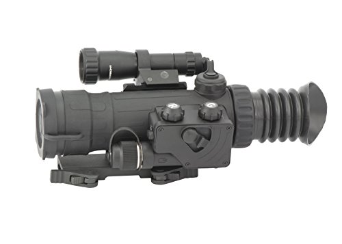 Armasight Vulcan 3.5-7X Hd Mg Gen 2+ Compact Night Vision High Definition Rifle Scope With Manual Gain