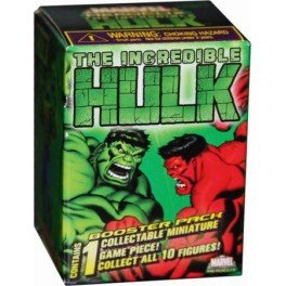 Marvel HeroClix: Incredible Hulk Single Blind Figure (1)