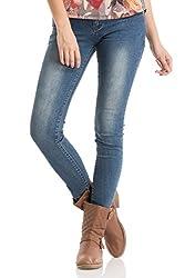Kazo Women's Slim Jeans (112637BL30)