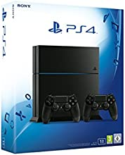 PlayStation 4 - Konsole Ultimate Player 1TB Edition inkl. 2 Controller [CUH-1216B]