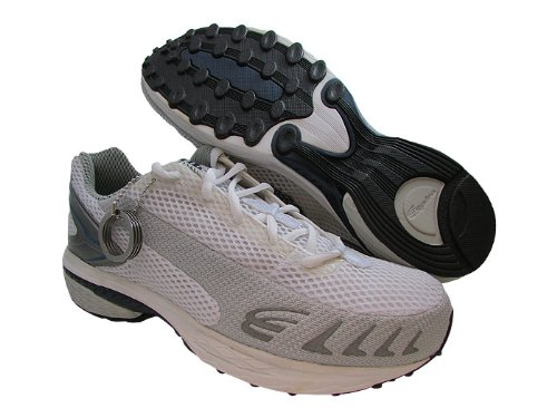 Spira Womens Del Sol Lightweight Traine WhtRoyGr Running-Shoes US 10 NIB FBA