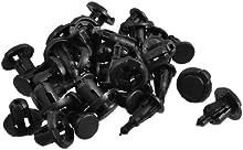 Comprar 20 Pc 10mm Orificio Remaches De Plástico Cierre Defensa Parachoques Clips De Empuje Nuevo