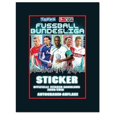 Topps TO843 - Topps - Fußball Bundesliga Saison 2009/2010 Sticker