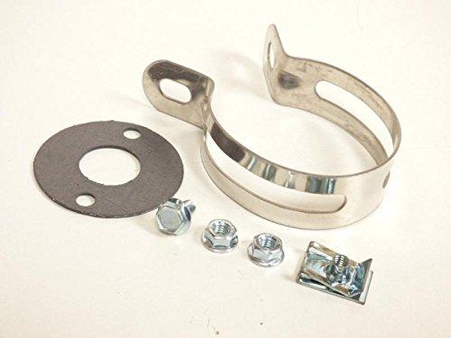 Halterung Verschiedene Yamaha Spy für 50cc alle Hat NC 440760Staat NEU Halskette Endschalldämpfer Technigas