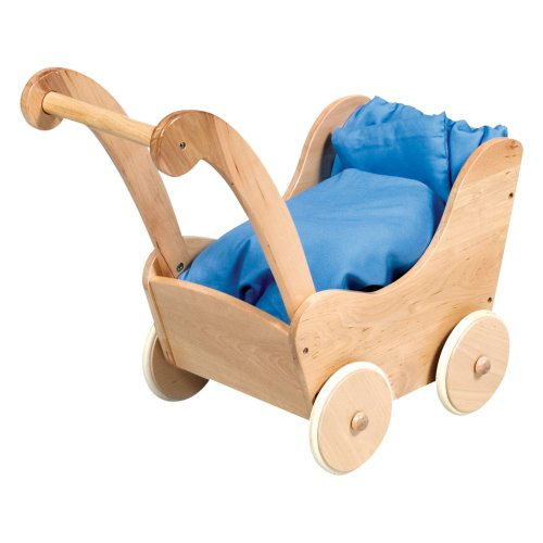Ababy Precious Doll Buggy, Natural