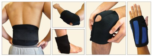 Wrist Support. Hot & Cold Theraphy Brace -Heat and Cool for Pain Relief or Muscle Strain.
